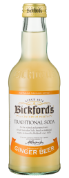 Bickford's Traditional Soda: Ginger Beer