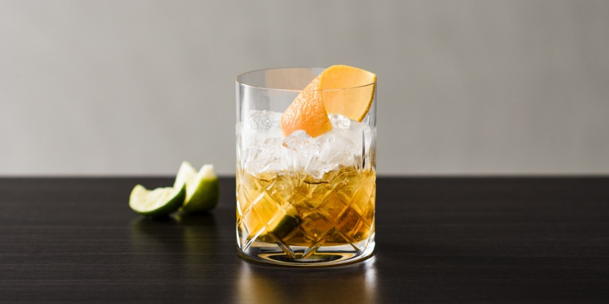 Butterscotch Old Fashioned