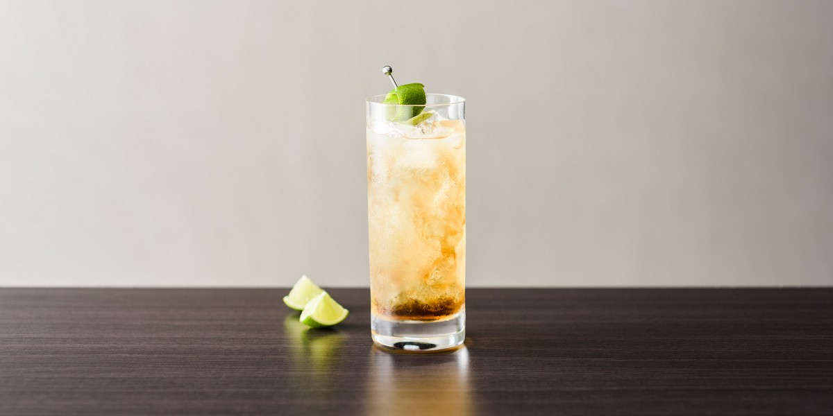 Butterscotch Highball